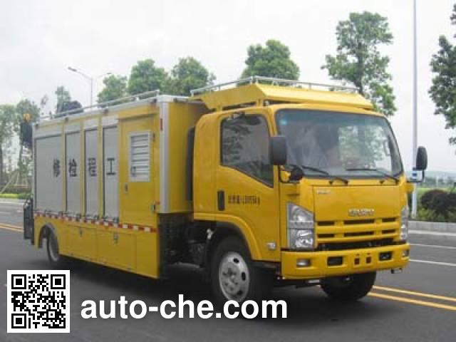 Luzhiyou ZHF5100XJXQL-GY maintenance vehicle
