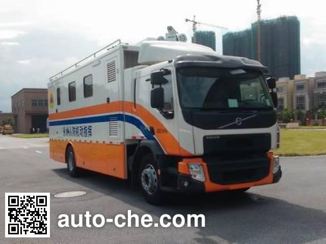 Luzhiyou ZHF5130XZH command vehicle