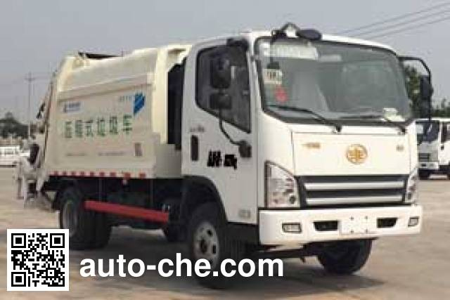 Hailong Jite ZHL5080ZYSAE5 garbage compactor truck