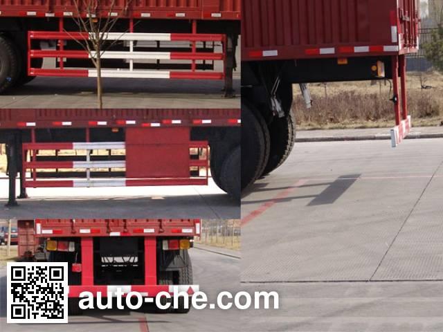 Dadi ZHT9404XXY box body van trailer
