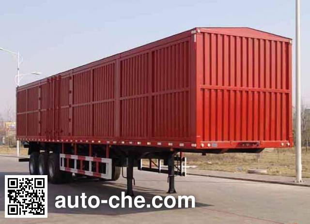 Dadi ZHT9406XXY box body van trailer
