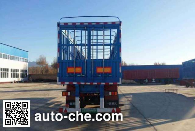 Xinjun ZHY9401CCY stake trailer