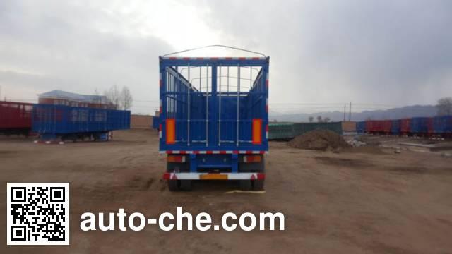 Xinjun ZHY9404CCY полуприцеп с решетчатым тент-каркасом