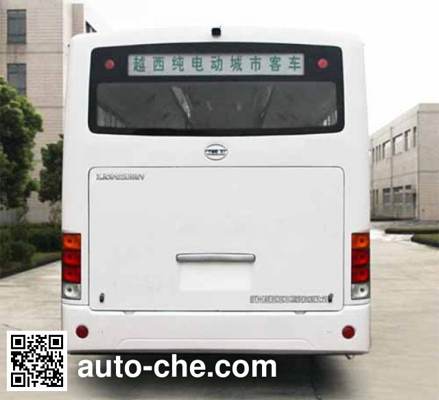 Yuexi ZJC6122UBEV electric city bus