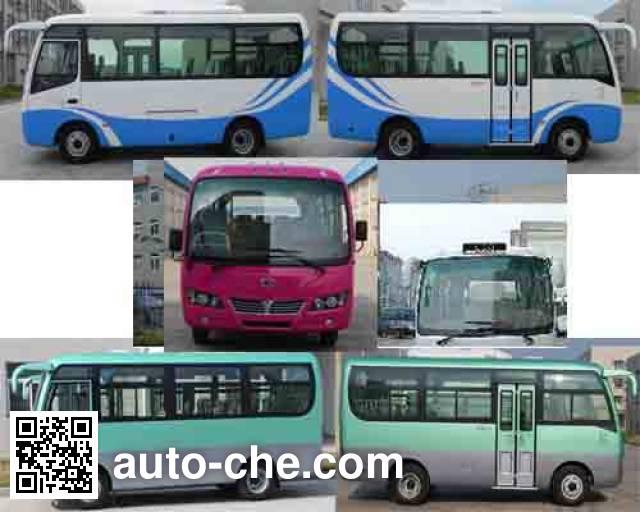悦西牌ZJC6601EQ7客车