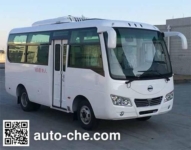 悦西牌ZJC6601JHFT5客车