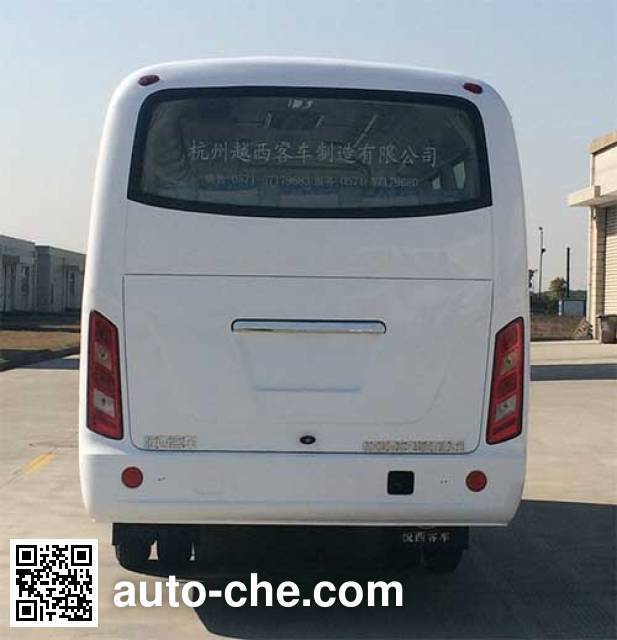 Yuexi ZJC6660JHFT5 bus