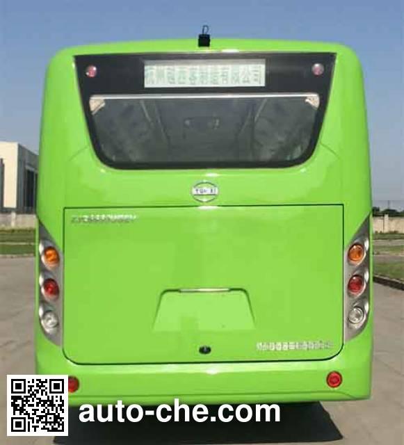 Yuexi ZJC6660UBEV electric city bus