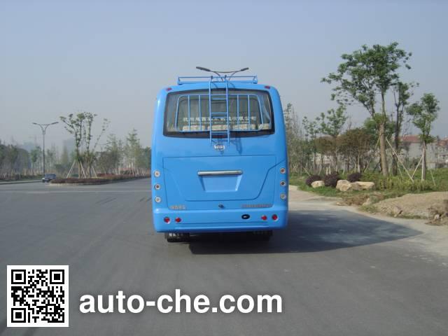 悦西牌ZJC6750JHFT4客车