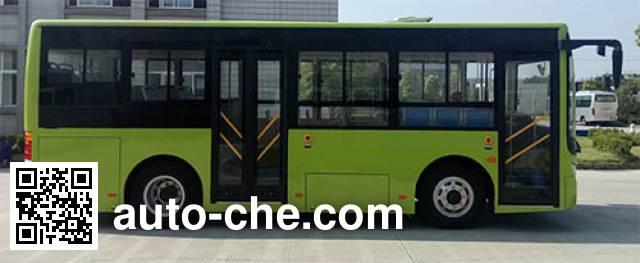 悦西牌ZJC6800UBEV纯电动城市客车