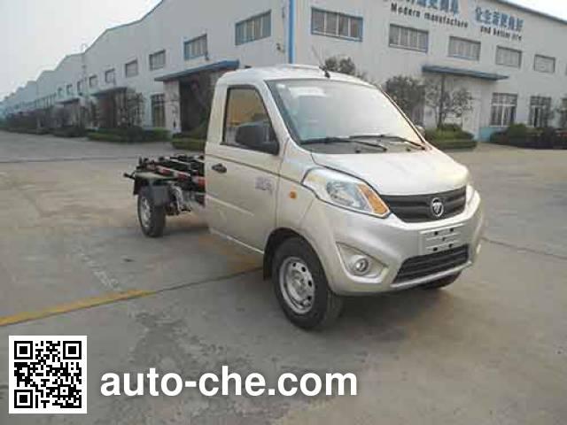 Chenhe ZJH5030ZXX detachable body garbage truck
