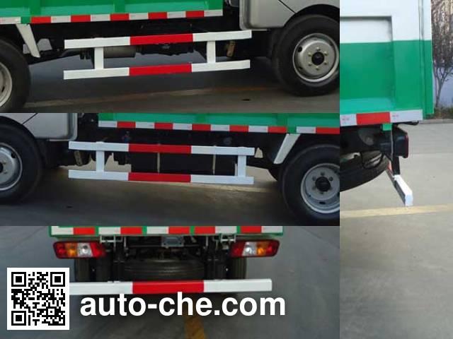 Chenhe ZJH5040ZLJ dump garbage truck