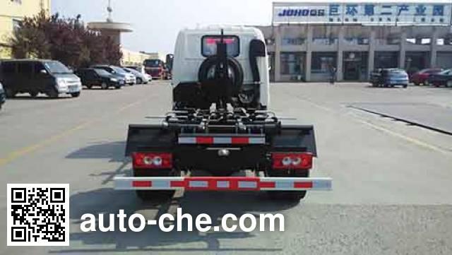 Chenhe ZJH5040ZXX detachable body garbage truck