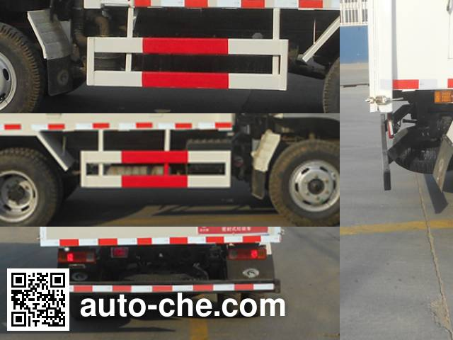 Chenhe ZJH5041ZLJ dump garbage truck