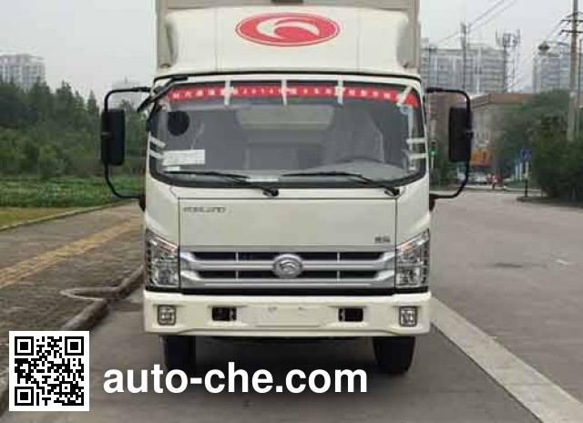 Chenhe ZJH5071ZZZ self-loading garbage truck