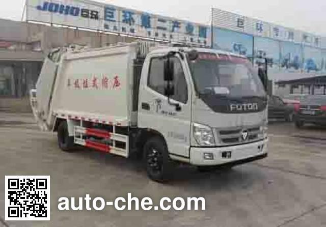 Chenhe ZJH5082ZYS garbage compactor truck