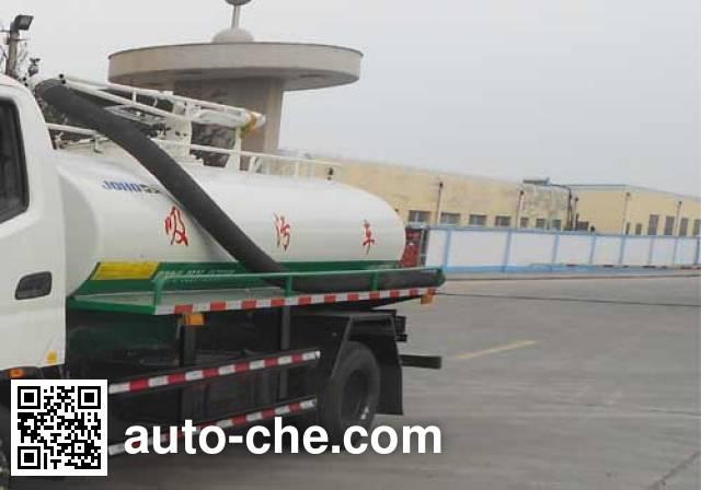 Chenhe ZJH5084GXW sewage suction truck