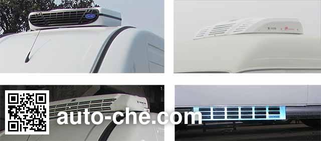 Feiqiu ZJL5030XLCBEVX04 electric refrigerated truck