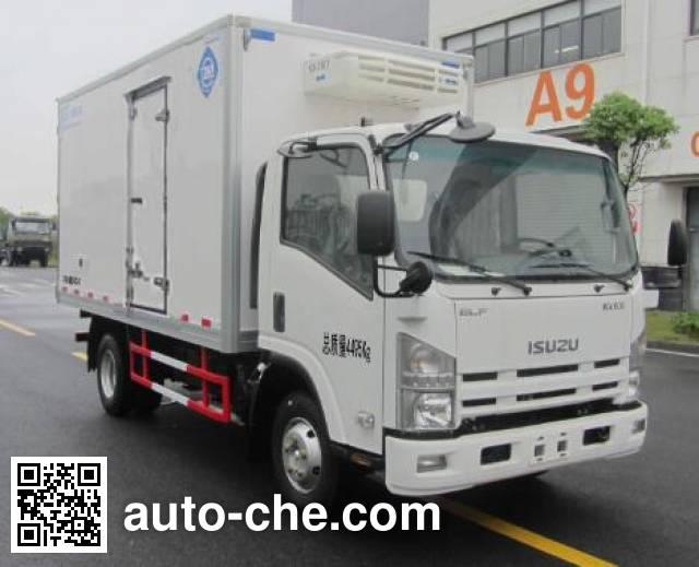 Feiqiu ZJL5043XLCQ5 refrigerated truck