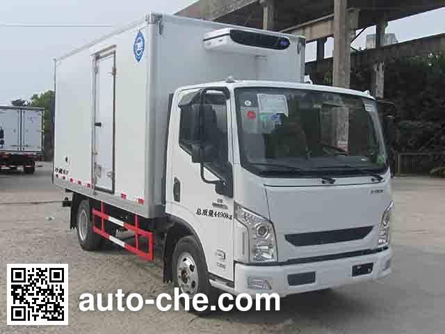 Feiqiu ZJL5046XLCA5 refrigerated truck