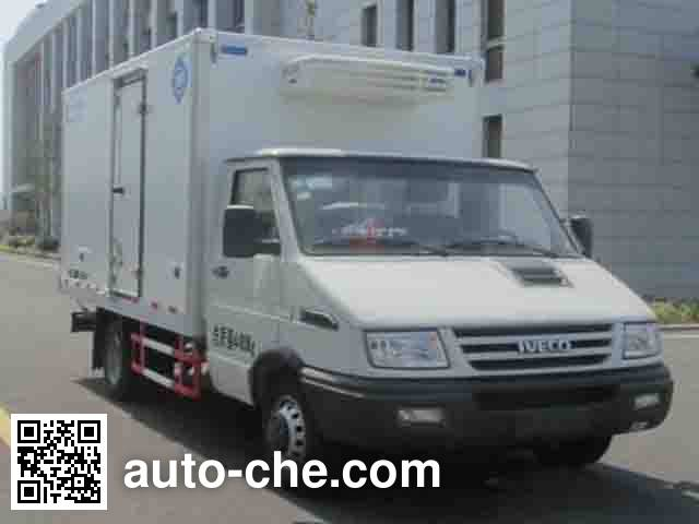 Feiqiu ZJL5047XLCB5 refrigerated truck