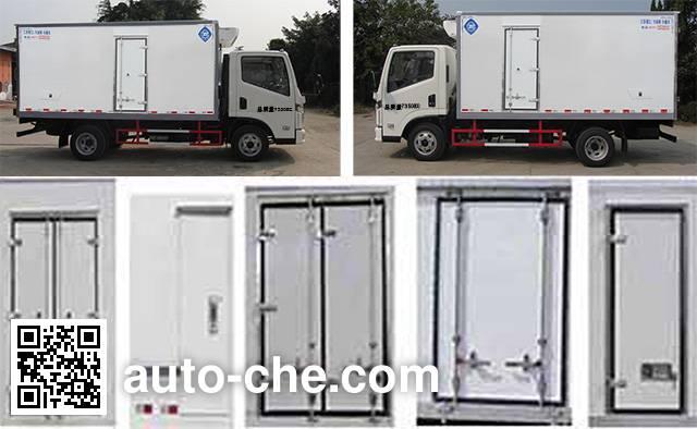 Feiqiu ZJL5071XLCB4 refrigerated truck