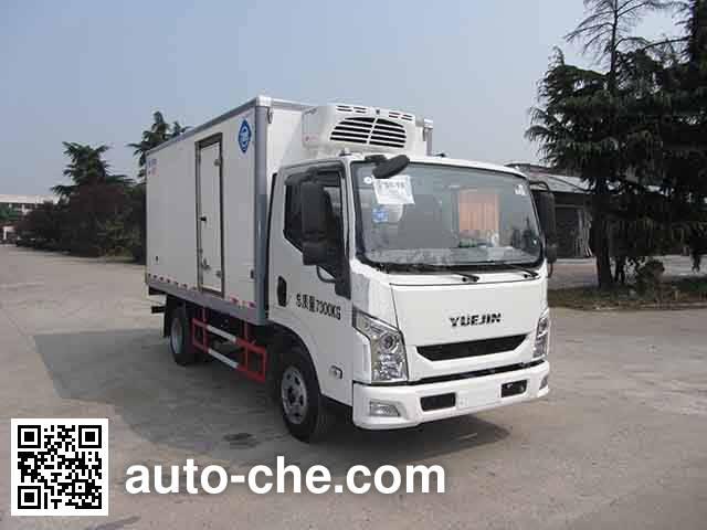 飞球牌ZJL5071XLCB4冷藏车