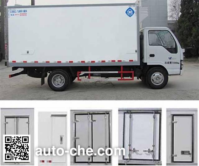 Feiqiu ZJL5077XLCA4 refrigerated truck