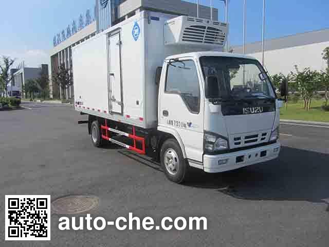 Feiqiu ZJL5077XLCA5 refrigerated truck