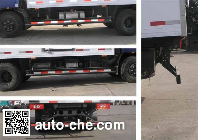 Feiqiu ZJL5089XLCA refrigerated truck