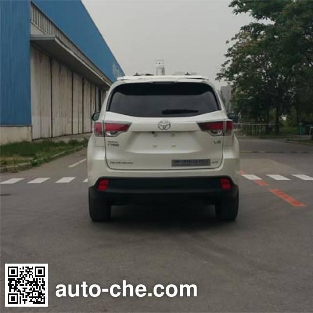 CIMC ZJV5020XTXSD5 communication vehicle