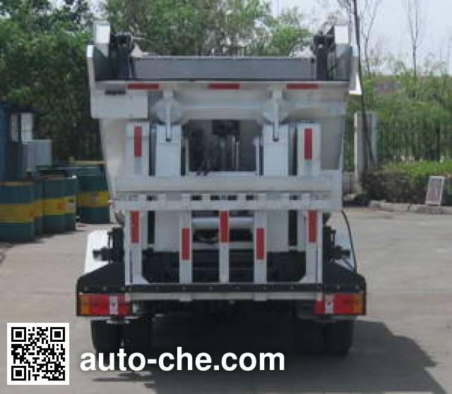 CIMC ZJV5040ZZZHBB5 self-loading garbage truck