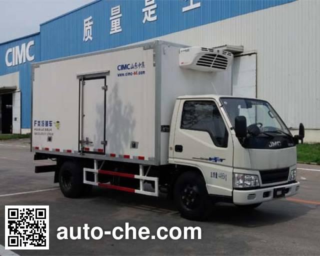 CIMC ZJV5042XLCSD5 refrigerated truck