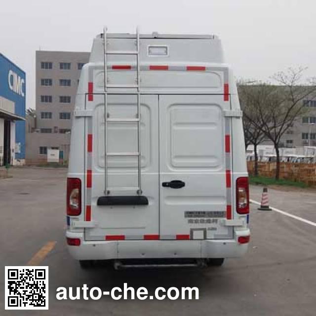 CIMC ZJV5050XTXSD5 communication vehicle
