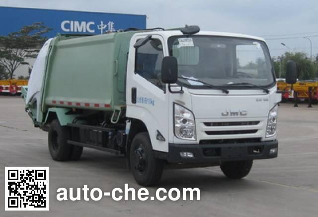 CIMC ZJV5070ZYSHBL5 garbage compactor truck