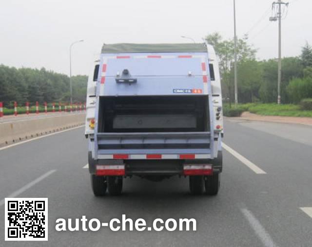 CIMC ZJV5071ZYSHBH garbage compactor truck