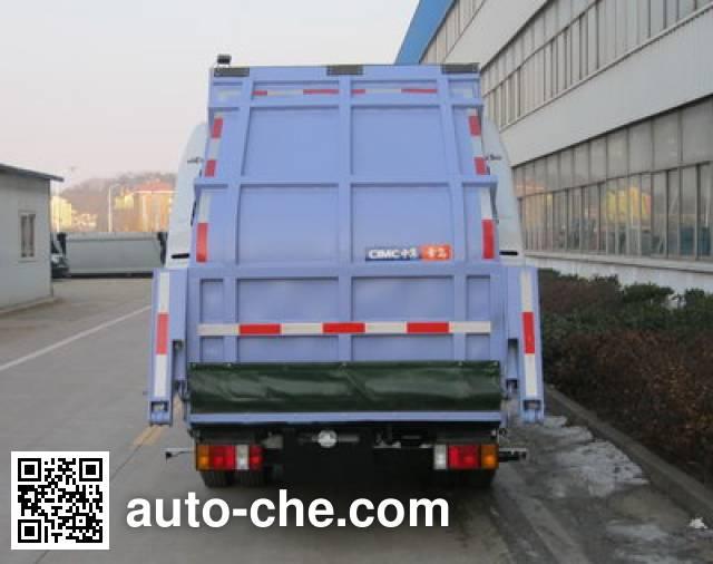CIMC ZJV5070ZYSHBQ4 garbage compactor truck