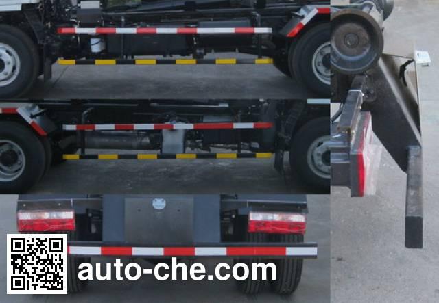 中集牌ZJV5080ZXXHBH5车厢可卸式垃圾车