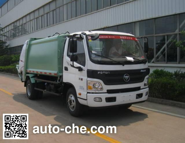 CIMC ZJV5080ZYSHBB6 garbage compactor truck