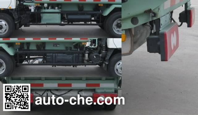 CIMC ZJV5081ZYSHBB4 garbage compactor truck