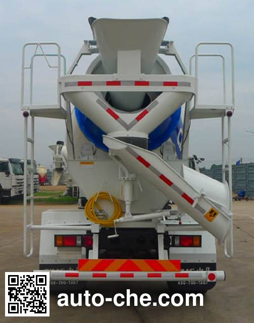 中集牌ZJV5140GJBSZ混凝土搅拌运输车