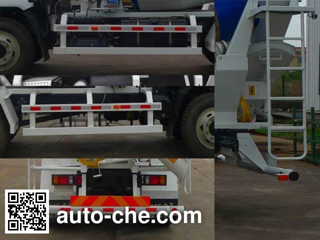 CIMC ZJV5140GJBSZ concrete mixer truck