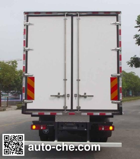CIMC ZJV5250XLCSH refrigerated truck