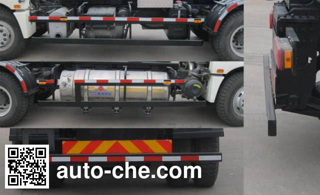 CIMC ZJV5160ZXXHBB5 detachable body garbage truck
