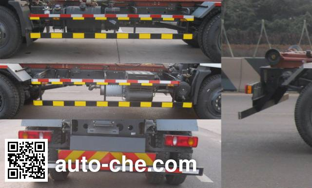 CIMC ZJV5160ZXXHBE5 detachable body garbage truck