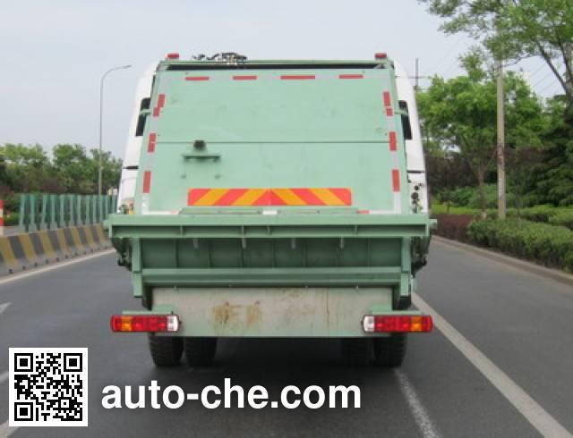 CIMC ZJV5160ZYSHBB5 garbage compactor truck