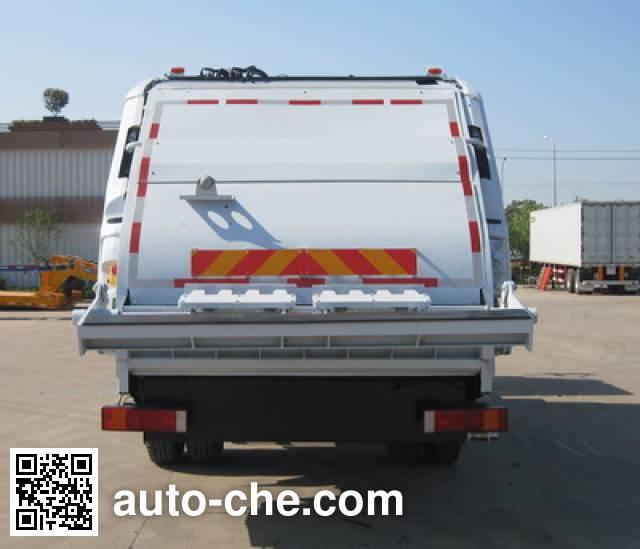 CIMC ZJV5160ZYSHBZ4 garbage compactor truck