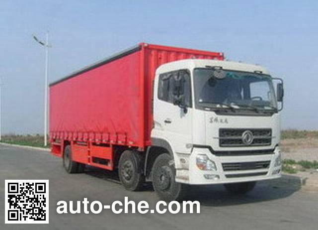 CIMC ZJV5200XXYAA side curtain van truck