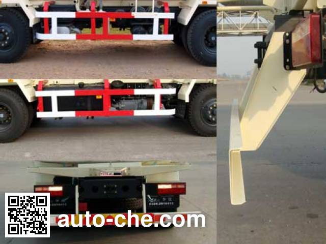 CIMC ZJV5240GFLHJEQA bulk powder tank truck