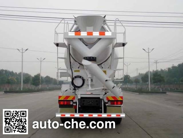 CIMC ZJV5250GJBZH concrete mixer truck
